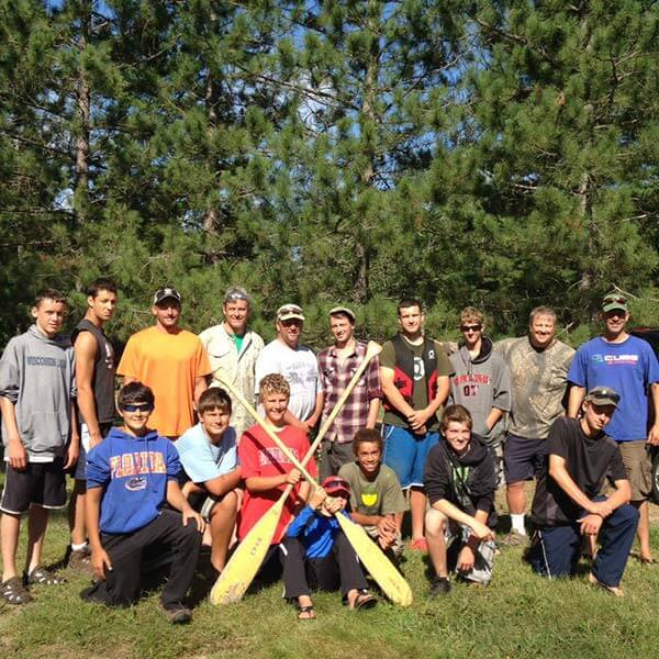 Group Canoe Trips